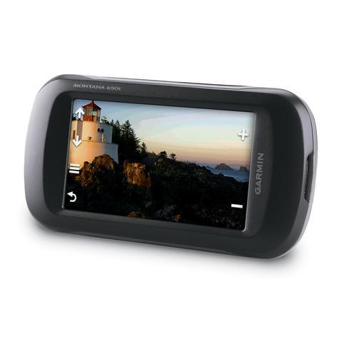 Garmin Montana 680T GPS Handheld Navigator + Europe TOPO Maps & 8MP Camera NEW Thumbnail 5