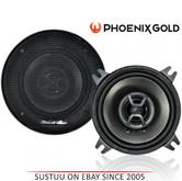 New Phoenix Gold 2 Way Car Door/Shelf Coaxial Speakers|Z Series|10cm|120W|Z4CX