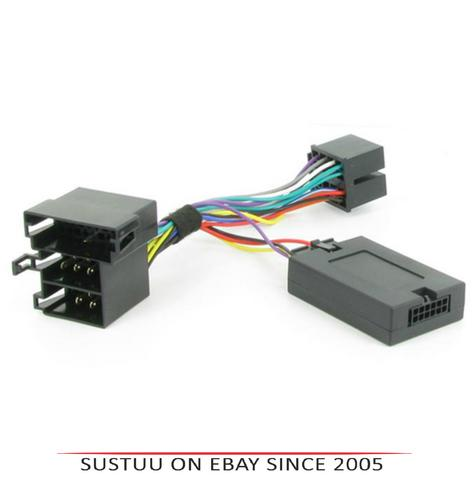 C2 SAD001|Electric Stalk Car Control Interface|20 PIN ISO|Fits Audi A3,A4,A6,A4 Thumbnail 1