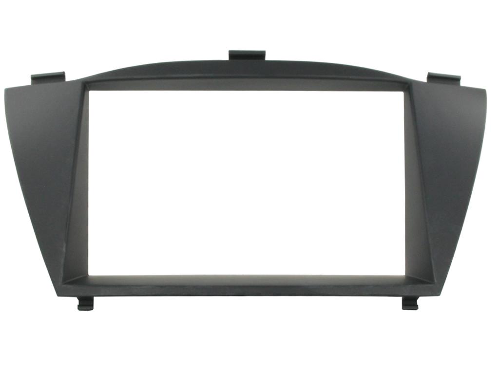 NEW C2 24HY15 Double Din Car Stereo Fascia Adaptor Plate For Hyundai ix35/Tuscon