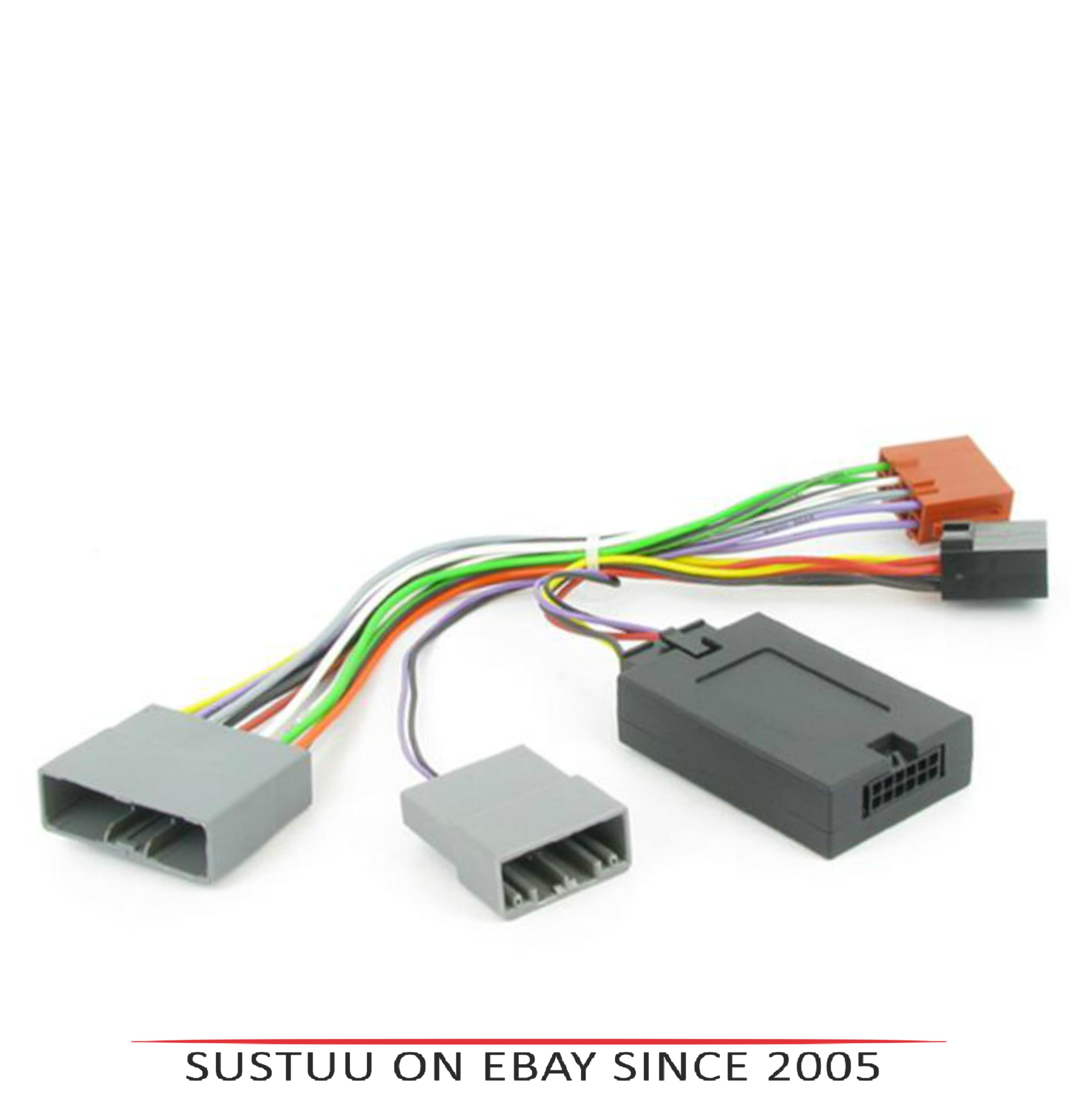 C2 SFO004|Electric Stalk Control Interface Car Accessory|Ford FIESTA 2008-2010