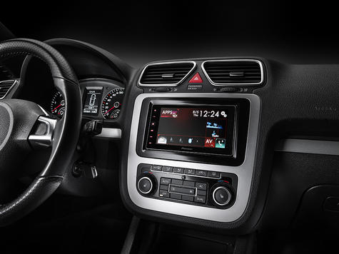 "Pioneer SPH-DA120|7"" Car Stereo