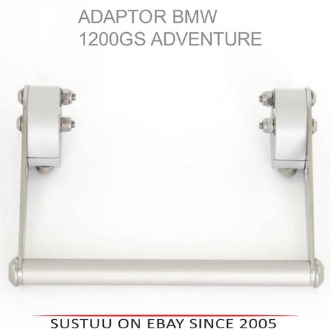 NEW Touratech 0440770 Lockable Mount For BMW 1200GS Adventure Air Cooled 2013> Thumbnail 1