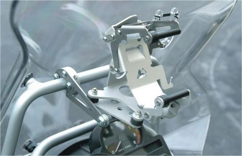 NEW Touratech 0440770 Lockable Mount For BMW 1200GS Adventure Air Cooled 2013> Thumbnail 2