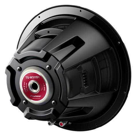 Pioneer 30 cm 4? Enclosure-Type Car Audio Single Voice Coil Subwoofer (1400W)NEW Thumbnail 2