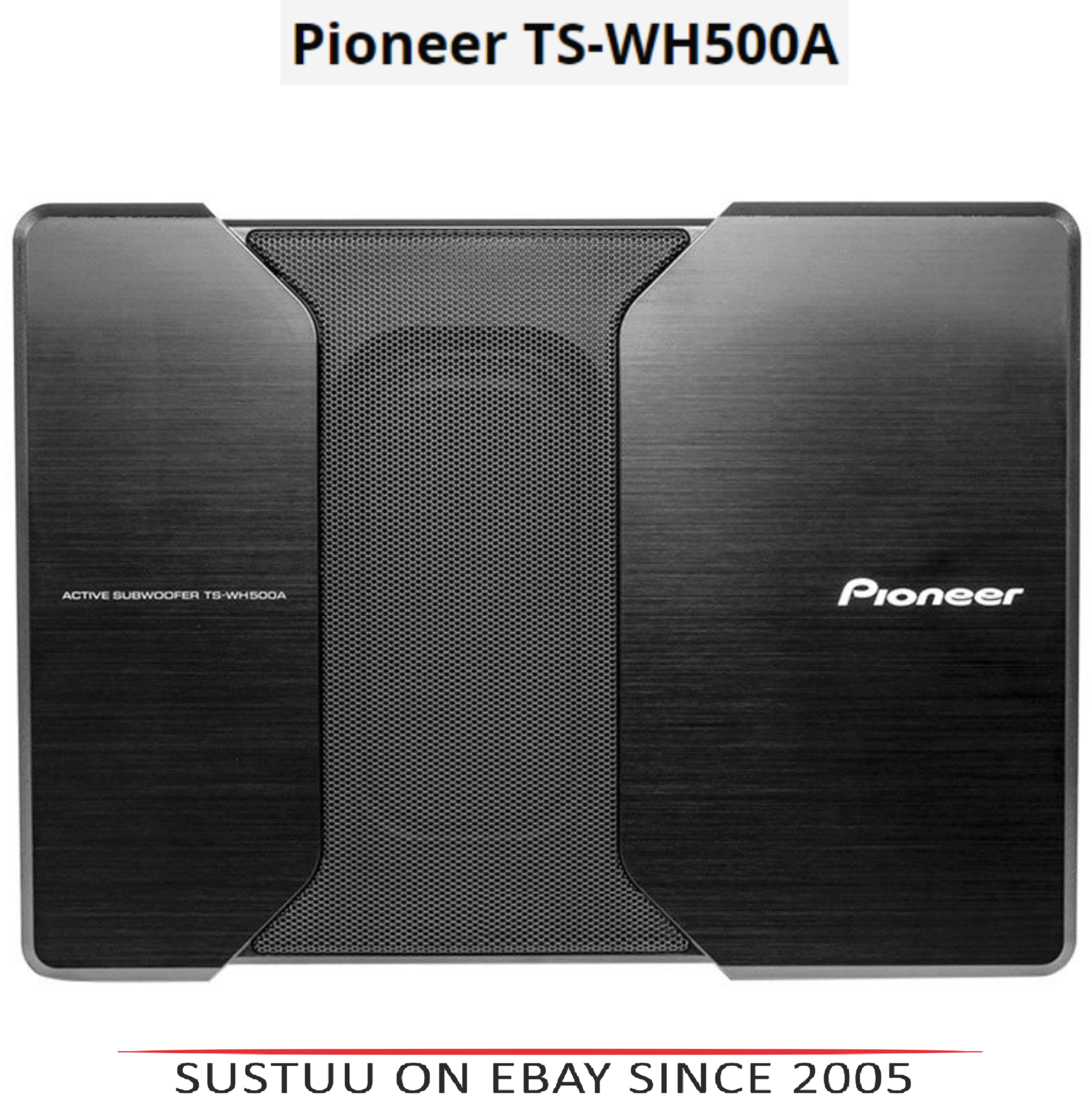 Pioneer TS WH500A 150W Slim Active Subwoofer System/built-in MOSFET Amplifier