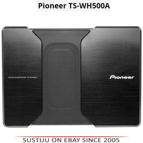 Pioneer TS WH500A 150W Slim Active Subwoofer System/built-in MOSFET Amplifier Thumbnail 1