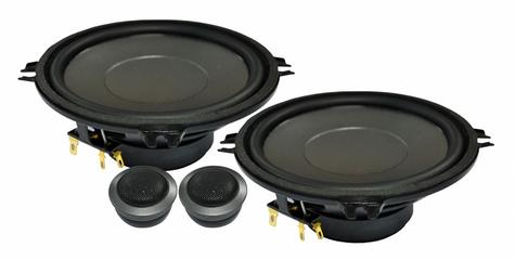 Phoenix Gold 2 Way Car Door/Shelf Component Speaker Kit|Z Series|13cm|140W|Z5CS Thumbnail 2