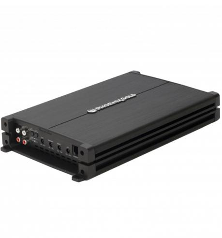 Phoenixgold Z3001 1200 Watt Hi/Low Level Remote Bass Control Monoblock Amplifier Thumbnail 2