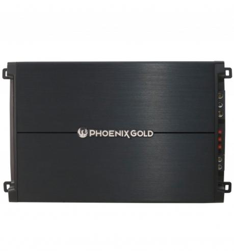 Phoenixgold Z3001 1200 Watt Hi/Low Level Remote Bass Control Monoblock Amplifier Thumbnail 3
