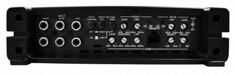 Phoenixgold Z6005 2400 Watt 5 Channel Hi/Low Level Remote Bass Control Amplifier Thumbnail 2