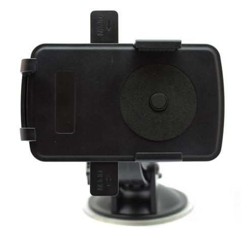 Pama Universal Mobile Phone Window Mount|360°Turn & Lock|Suction Holder/Bracket|*Genuine Thumbnail 2