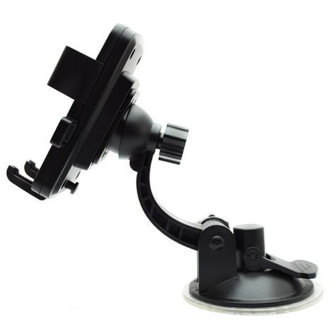 Pama Universal Mobile Phone Window Mount|360°Turn & Lock|Suction Holder/Bracket|*Genuine Thumbnail 3