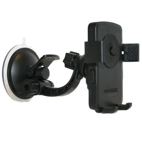 Pama Universal Mobile Phone Window Mount|360°Turn & Lock|Suction Holder/Bracket|*Genuine Thumbnail 4