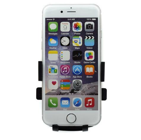 Pama Universal Mobile Phone Window Mount|360°Turn & Lock|Suction Holder/Bracket|*Genuine Thumbnail 5