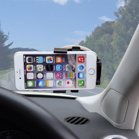 Pama Universal Mobile Phone Window Mount|360°Turn & Lock|Suction Holder/Bracket|*Genuine Thumbnail 8