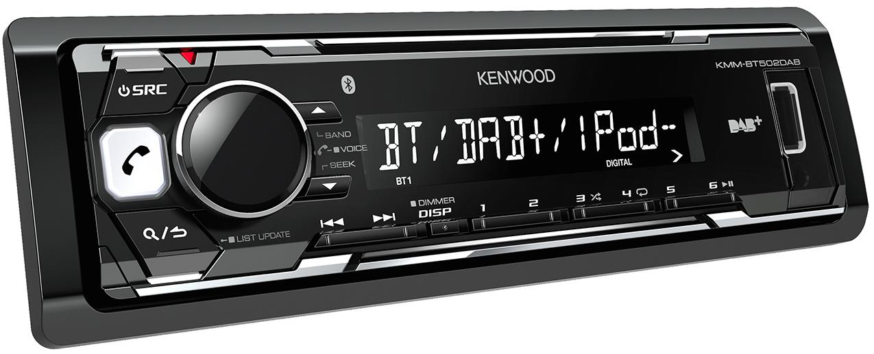 kenwood car stereo dab radio usb aux bluetooth direct ipod. Black Bedroom Furniture Sets. Home Design Ideas