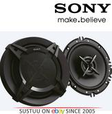 Sony XS FB1620 16cm 2 Way 260 Watts high performance Car Door Coaxial Speakers