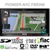 "Pioneer AVIC F80DAB|7"" Car Stereo