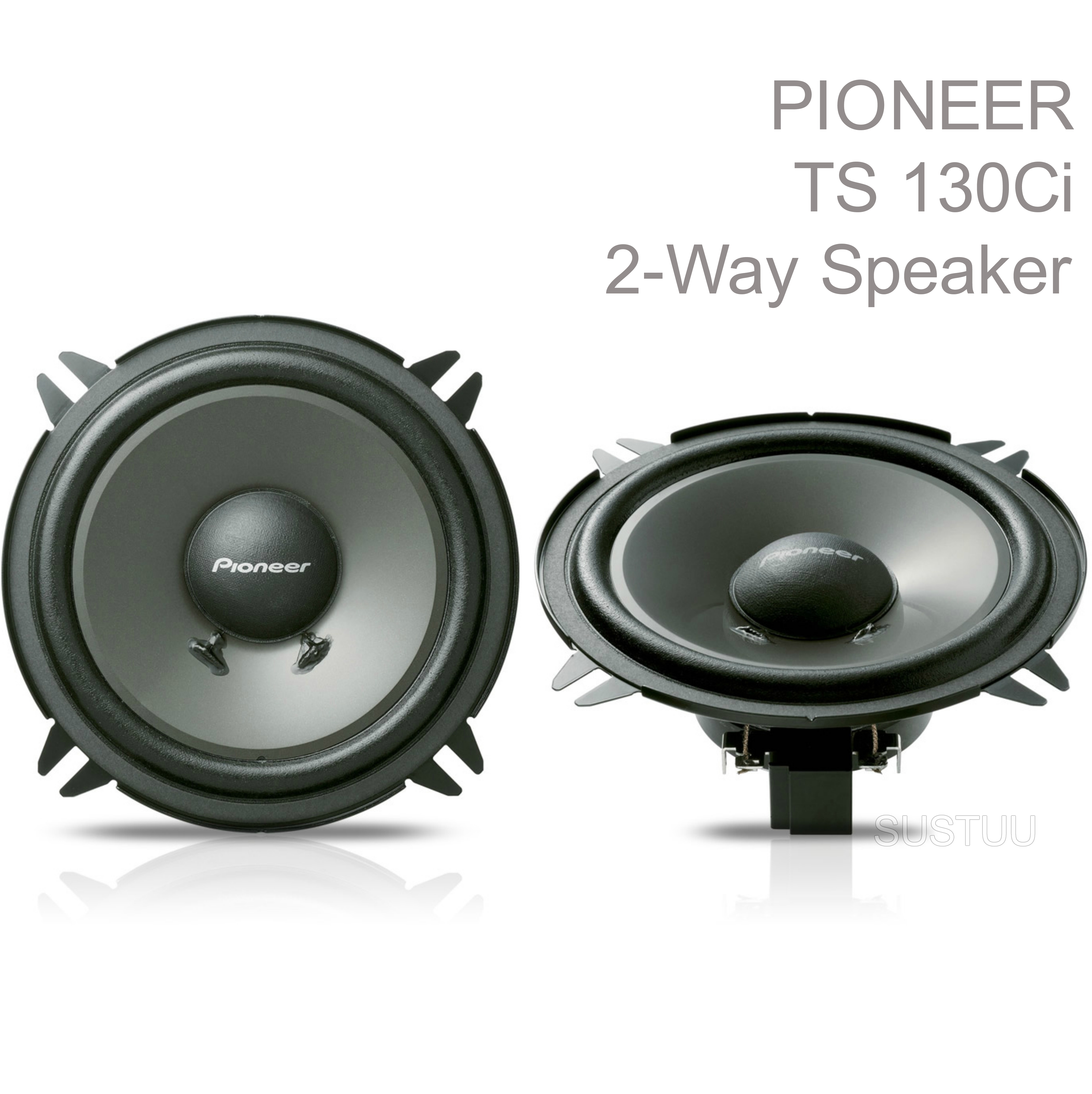 NEW Pioneer TS 130CI 13cm 190W Separate 2-Way Components Car Speakers System