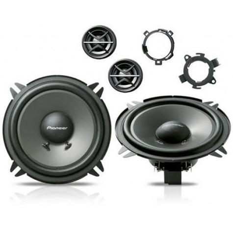 NEW Pioneer TS 130CI 13cm 190W Separate 2-Way Components Car Speakers System Thumbnail 4