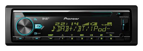 Pioneer DEH X7800DAB Car Stereo|DAB Radio|Bluetooth|USB|Aux|iPod-iPhone-Android Thumbnail 3