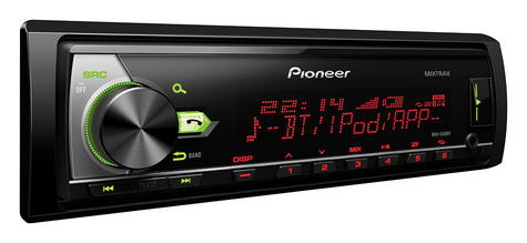 Pioneer Car Stereo/ Headunit|Radio|Bluetooth|USB|Aux|Direct iPod/iPhone Android Thumbnail 3