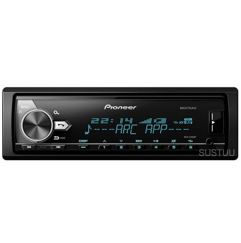 Pioneer Car Stereo/ Headunit|Radio|Bluetooth|USB|Aux|Direct iPod/iPhone Android Thumbnail 4