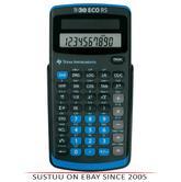 Texas Instruments 30RS/TBL/5E1 Power Scientific Calculator|Solar Battery|10Digit