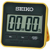 Seiko QHY001Y Digital Countdown Timer and Stopwatch?Folding Stand Included?New