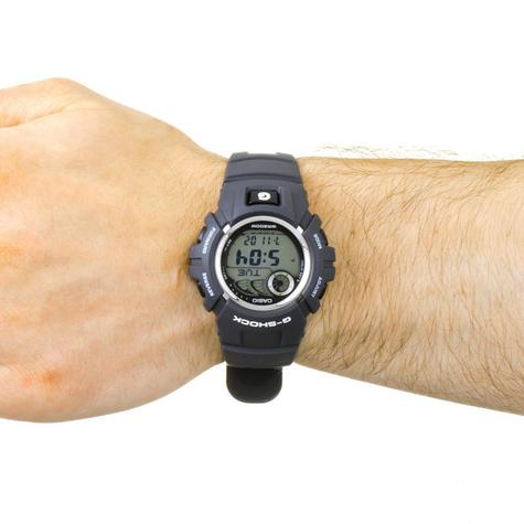 Casio G-2900F-8VER G-Shock Watch / e-Databank / Resin Case / Shock-resistant / Dark Grey Thumbnail 2