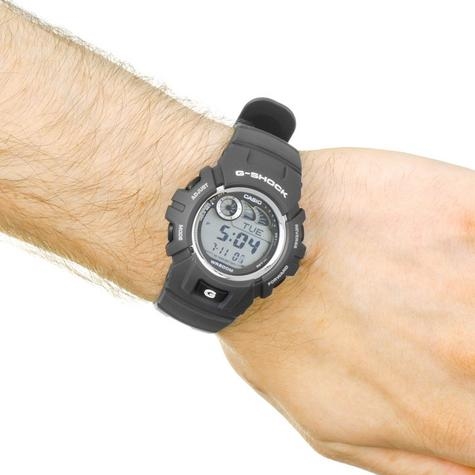 Casio G-2900F-8VER G-Shock Watch / e-Databank / Resin Case / Shock-resistant / Dark Grey Thumbnail 3