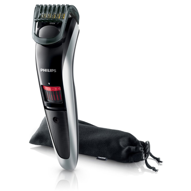 Philips 3000 Series-QT4013/23?Mens Rechargeable Cordless Trimmer?Beard+Mustache