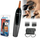 Philips 3000 Series Mens Nose/ Ear/ Eyebrow Hair Foil Trimmer | GroomingKit | NT3160