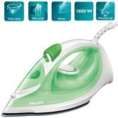 Philips Easy Speed Plus Steam Iron | Non-stick Soleplate | Triple Precision Tip | 1800W