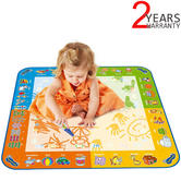 Tomy 72370 Classic Colour Aquadoodle Kids Fun Mats | Water Pen Drawing Activity