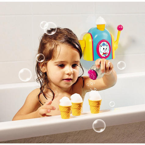 Tomy E72378 Foam Cone Factory|Fun Activiti Bath Toy|No Batteries|For Kids 18m +  Thumbnail 3