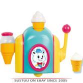 Tomy E72378 Foam Cone Factory|Fun Activiti Bath Toy|No Batteries|For Kids 18m +