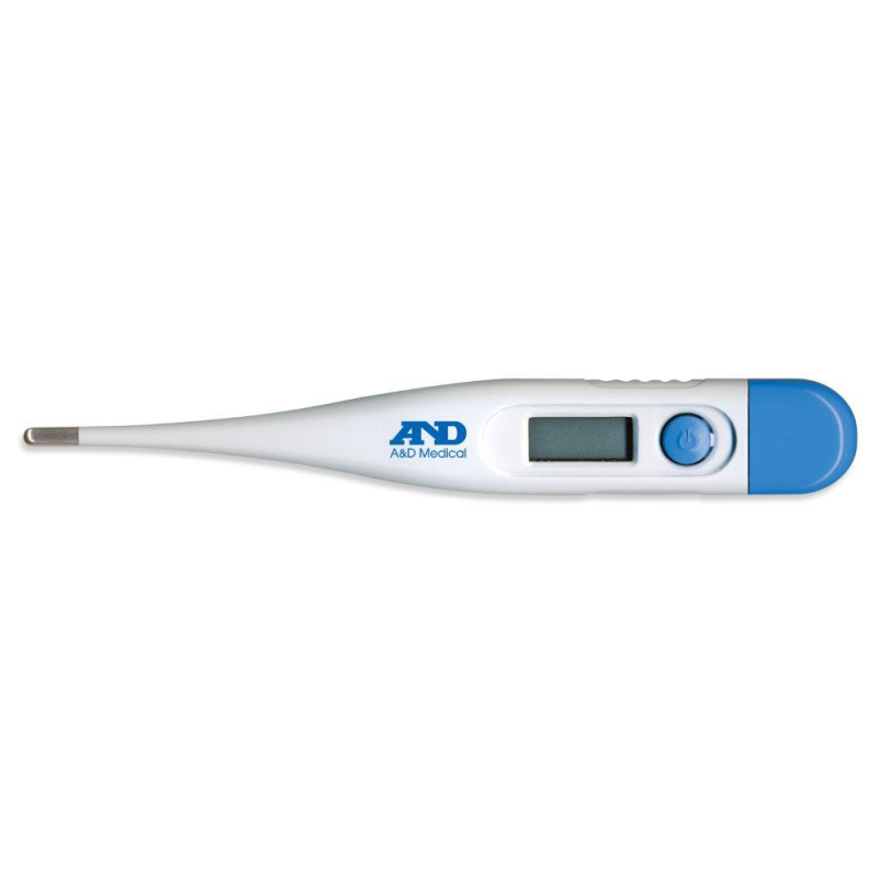 A&D Medical UT103 Digital Baby Thermometer|Underarm|Lightweight|Water-resistant