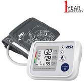 A&D Medical UA-767F Family Auto Arm Blood Pressure Monitor | Multi-User | Adult Cuff