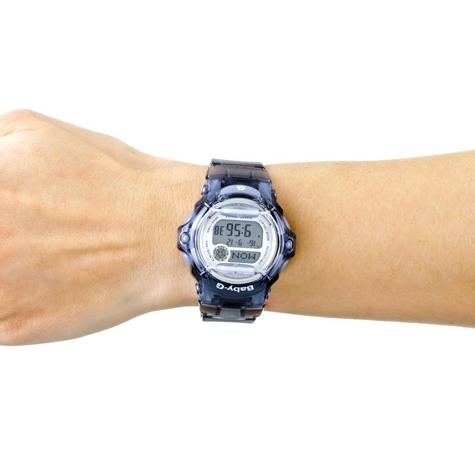Casio Ladie's  BG169R-8ER Baby-G Watch / Alarm / Water Resist / Date Function / Grey Thumbnail 4