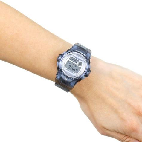 Casio Ladie's  BG169R-8ER Baby-G Watch / Alarm / Water Resist / Date Function / Grey Thumbnail 5