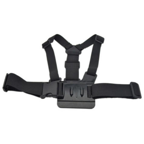 Action Camera Strong Adjustable Chest Harness Strap For Action Cameras ACCH1 NEW Thumbnail 2