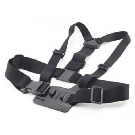 Action Camera Strong Adjustable Chest Harness Strap For Action Cameras ACCH1 NEW Thumbnail 3