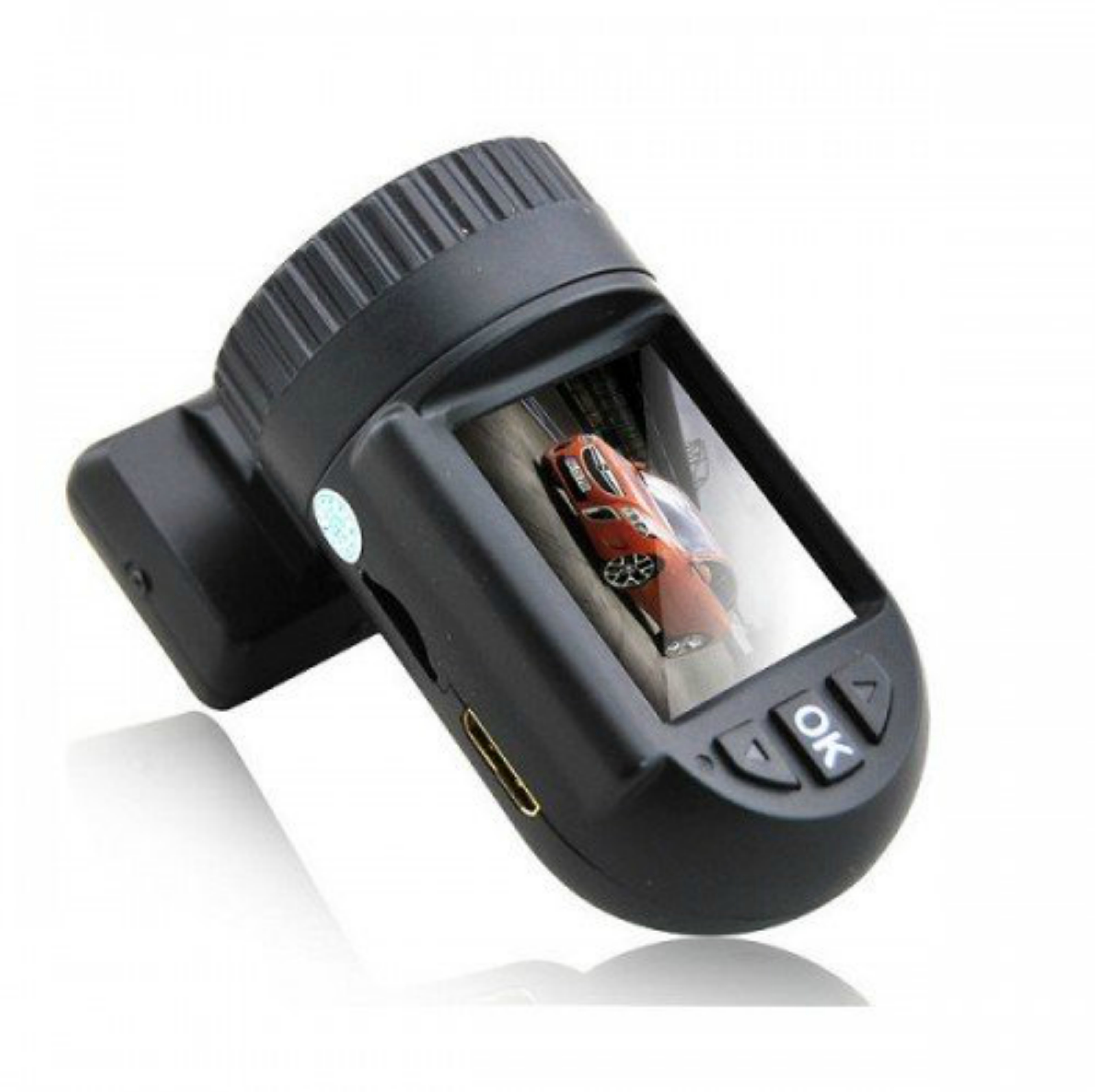 Silent Witness SW010 LCD Full HD 1080p Car Dashboard Camera|GPS|Video Recorder|