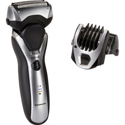 Panasonic ESRT47S 3-Blades Men's Electric Smooth Shaver|Washable|Wet/Dry Use|NEW Thumbnail 2