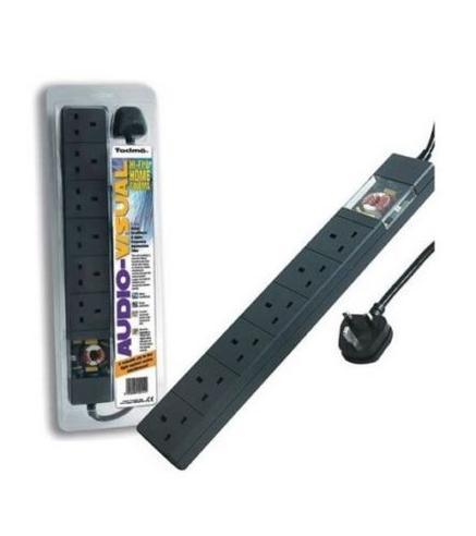 Tacima CS947 6 Way Mains Conditioner & Advanced Surge Multi Protection System Thumbnail 3