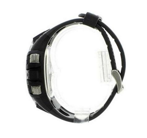 Timex Men's T5K423 Marathon Quartz Watch|LCD Dial|Digital Display|Black Resin| Thumbnail 2