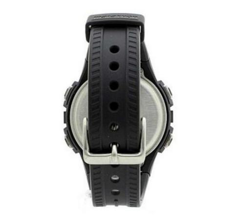 Timex Men's T5K423 Marathon Quartz Watch|LCD Dial|Digital Display|Black Resin| Thumbnail 3