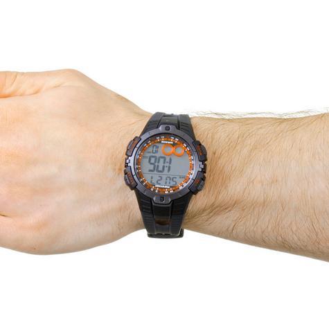 Timex Men's T5K423 Marathon Quartz Watch|LCD Dial|Digital Display|Black Resin| Thumbnail 4